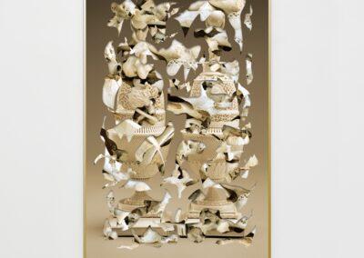 'Raw materials' Pigment ink on archival photo rag 91cm x 61 cm