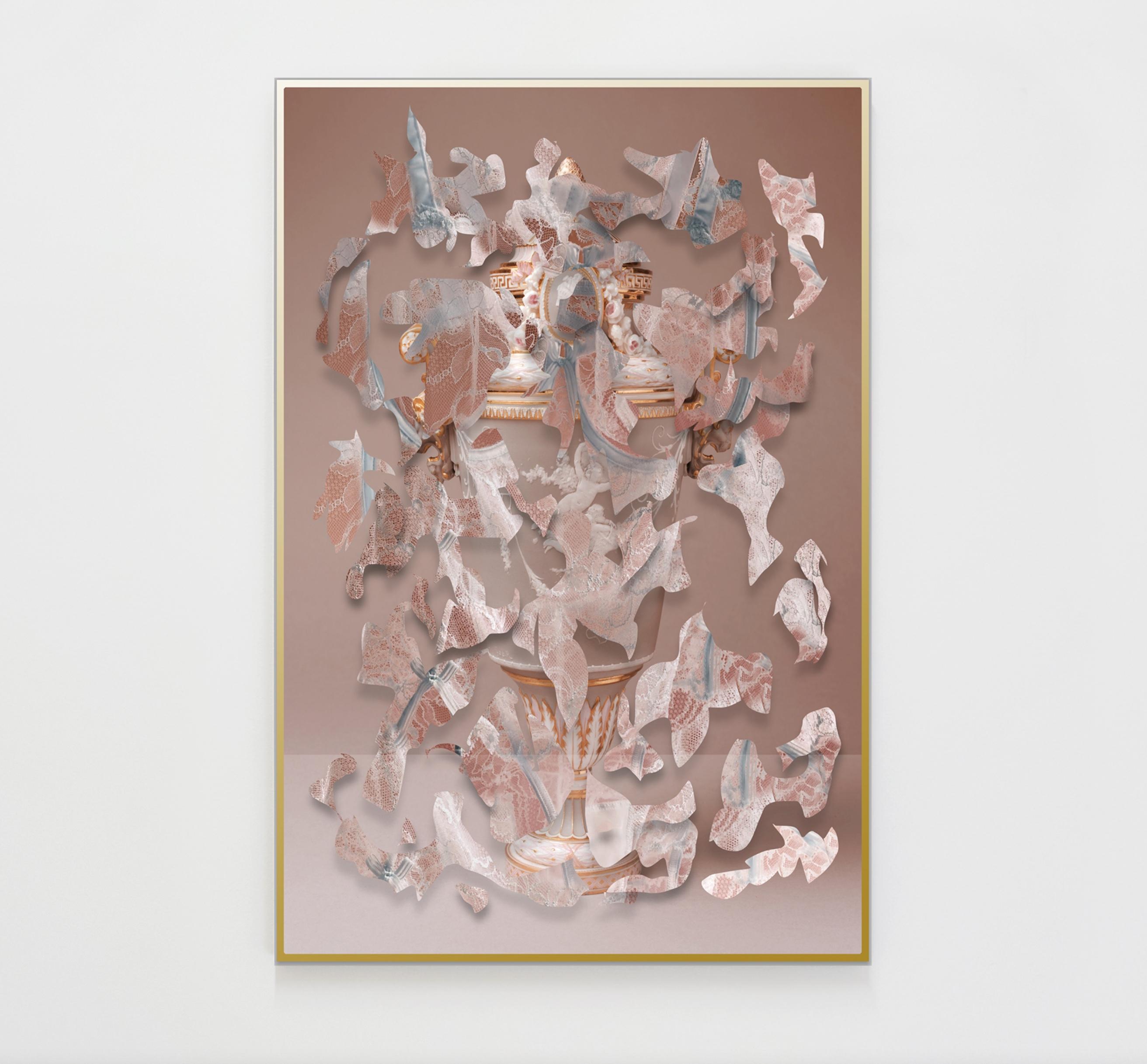 'Delicates' Pigment ink on archival photo rag. 91cm x 61cm