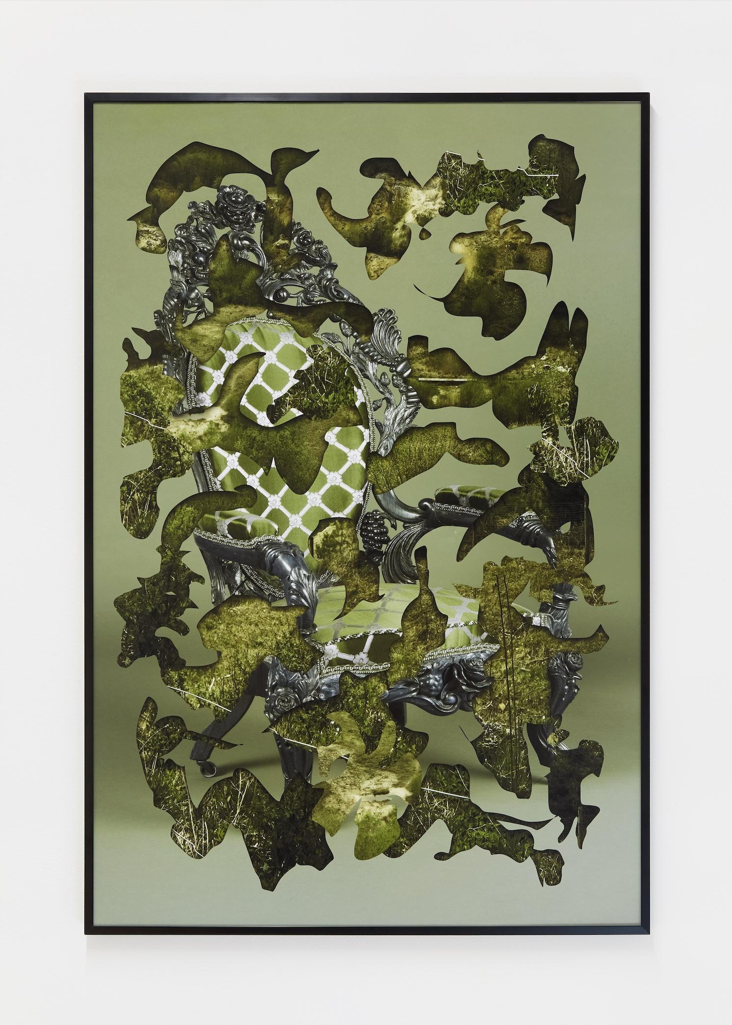 'Support Network' Pigment print on archival matt. Aluminium frame. 91cm x 61cm
