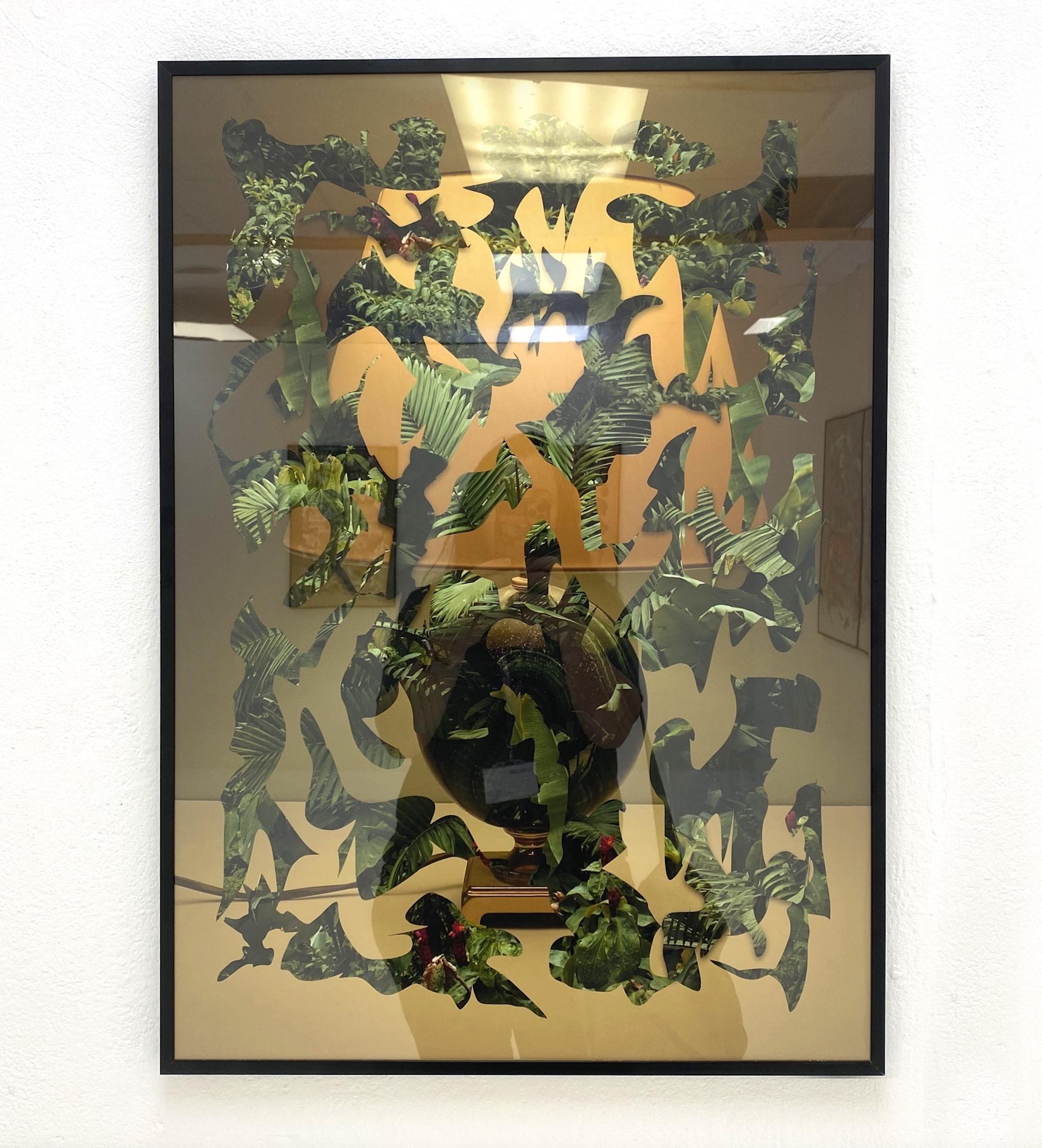 'Wild Life'. 2021 70cm x 50cm pigment ink on archival matt.