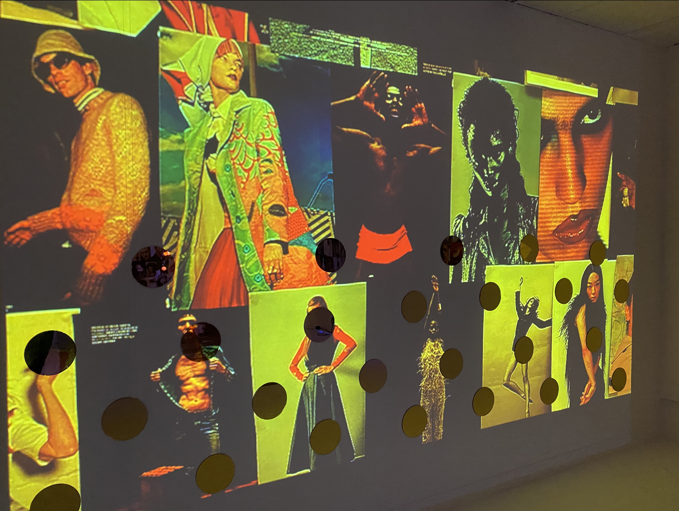 You are not yourself. installation shot.